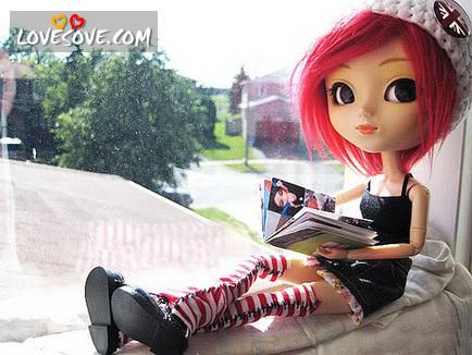 barbie doll love