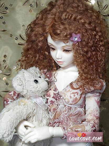 cute Barbie Love Wallpaper : cute-barbie-doll-wallpapers LoveSove.com