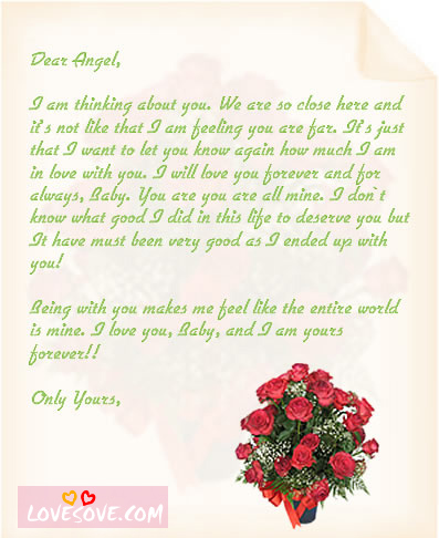 first time heart touching love letter in hindi