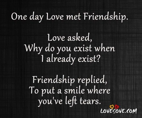 Quotes About Love And Friendship. QuotesGram