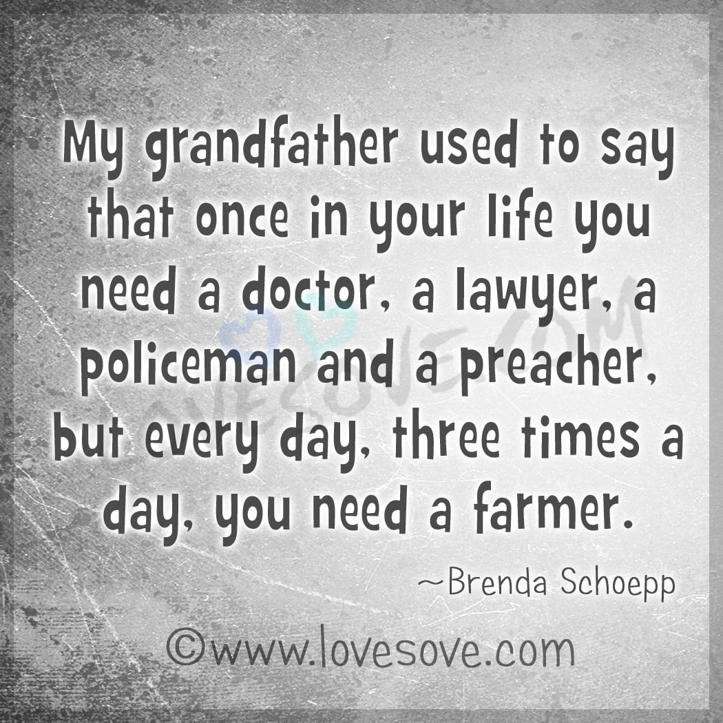 Grandpa Quotes: My Grandfather Used To Say