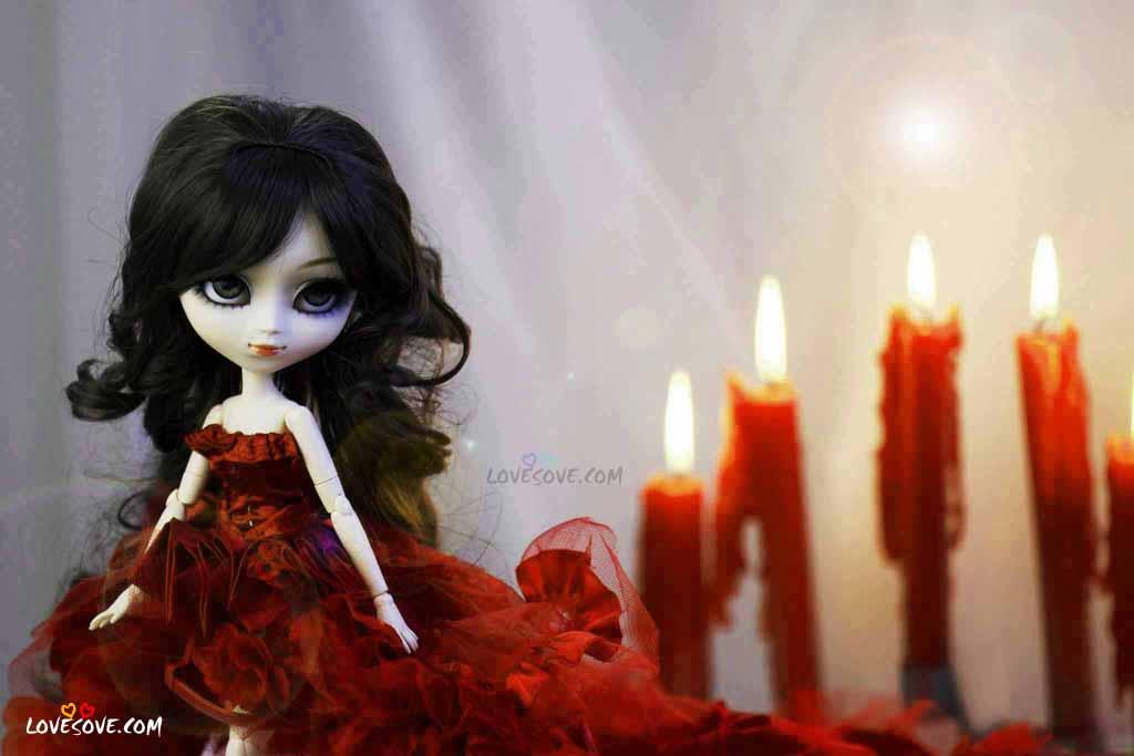 attitude barbie dolls images Cute-Bride-Doll-HD-Wallpaper-LoveSove