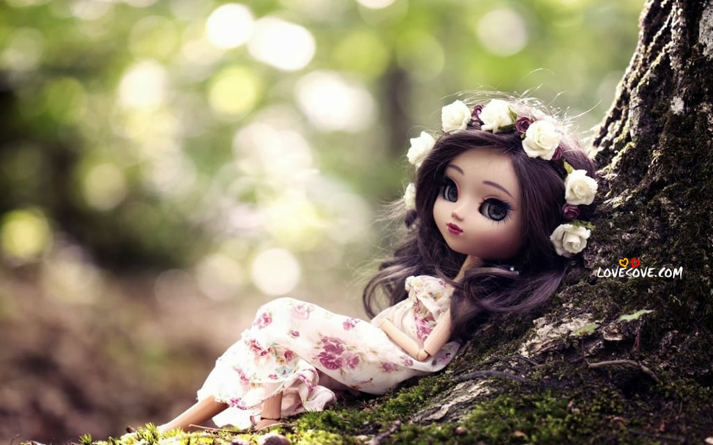 Beautiful Stylish Doll Wallpaper 01 Lovesovecom 2018