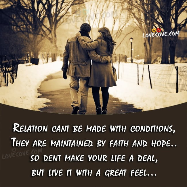 relation-cant-be-made-with-condtions-love-quote