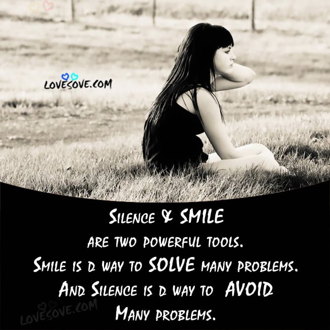 silence-&-smile-are-two-powerful-tools-smile-quote