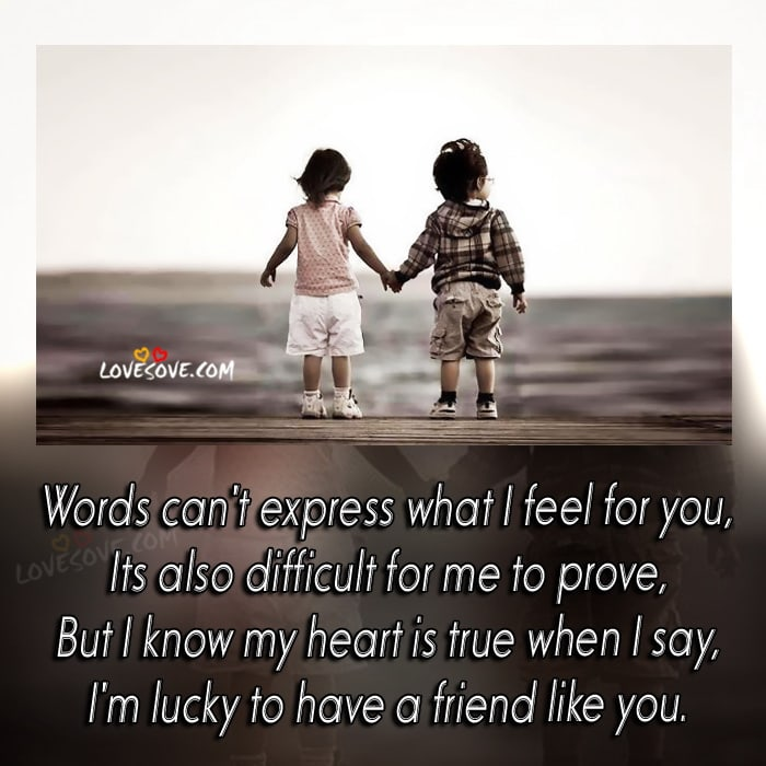Short Friendship Status Lines, Sweet Lines For Friends, 2 Line Friends  Quotes In English