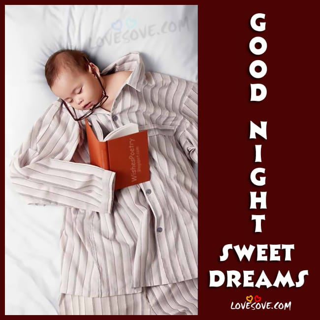 Cute Baby Sleeping Good Night Card Lovesovecom 2019