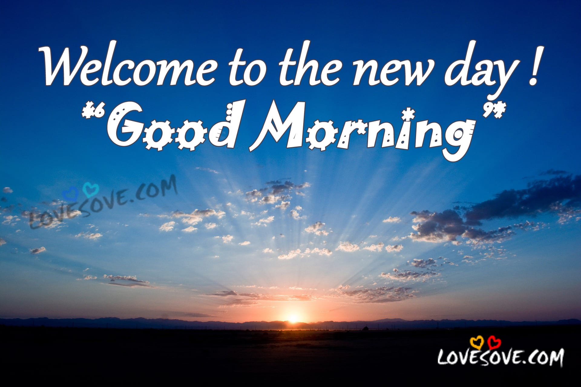 Welcome To The New Day