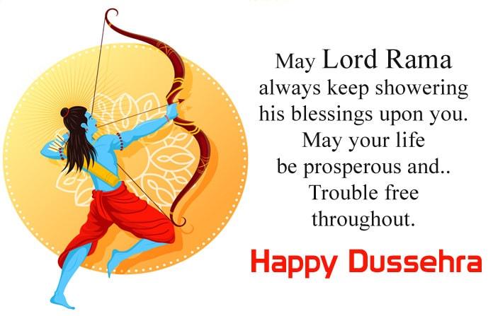 Happy Vijaya Dashami Status, dussehra shayari in english, happy dasara shayari english