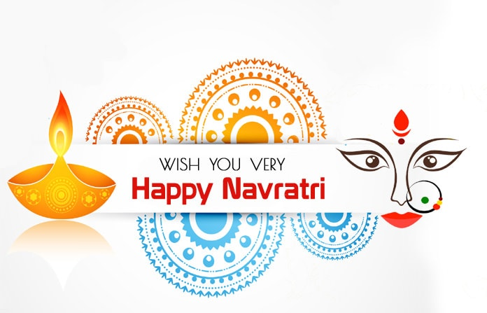 Navratri Special Image For Whatsapp Friends Group Lovesove