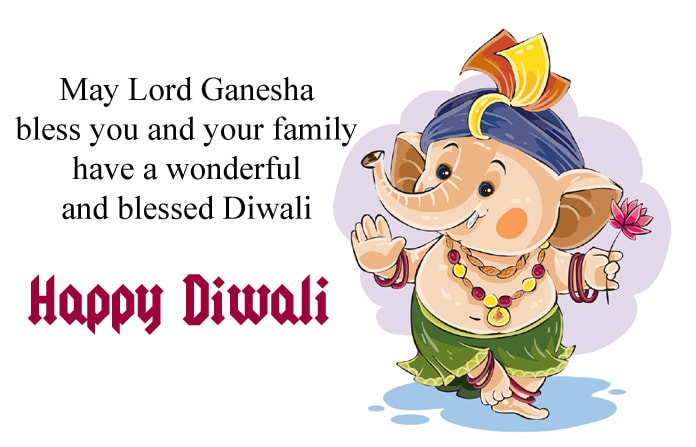 Happy-Diwali-Greeting-in-English-with-Ganesha