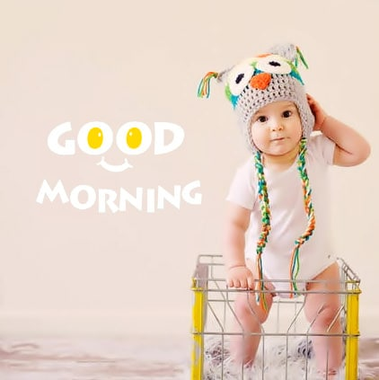 Good Morning Cute Baby Images 4 Fb Facebook Whatsapp Status