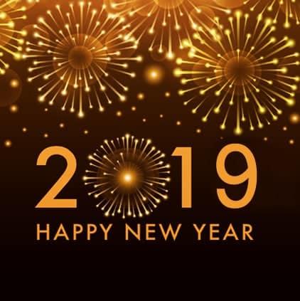 Happy New Year 2019 Hd Whatsapp Images Dp Status 2