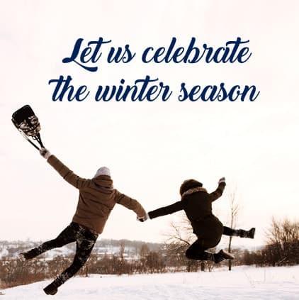 Winter Season Image Facebook Whatsapp Status Lovesovecom