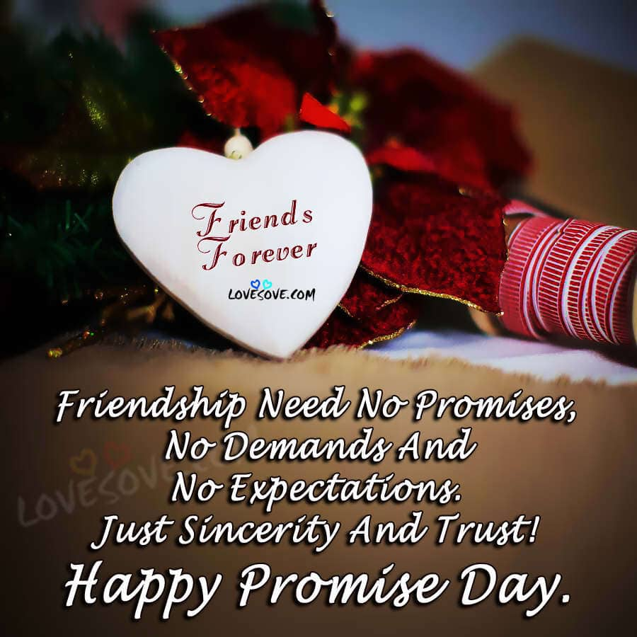 Happy Promise Day 2019 Hindi Status Shayari, Promise Quotes Sms