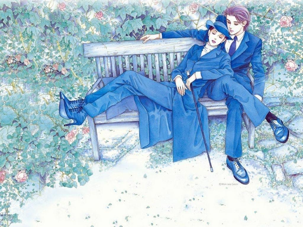 Love Wallpaper Ladka Ladki : Sad Love conversation Between Boy & Girl LoveSove.com