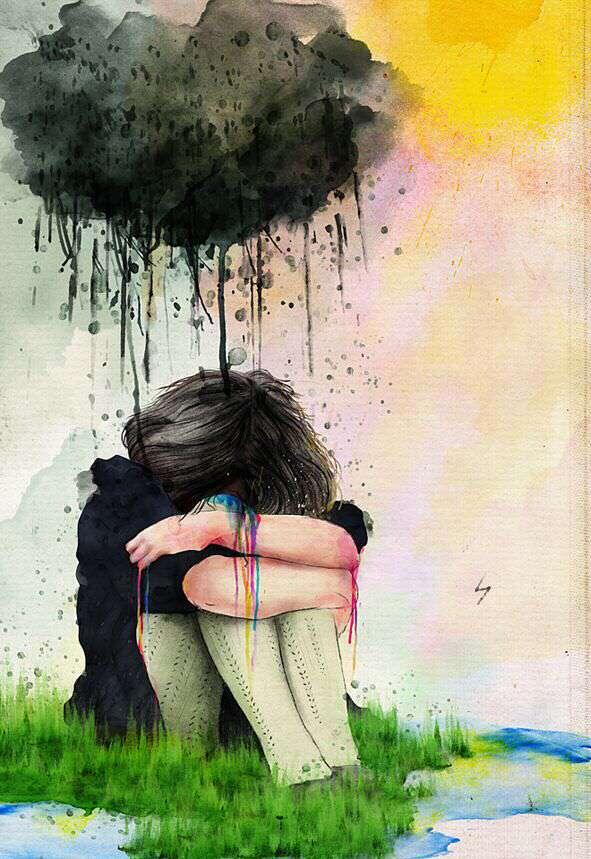 Wada Shayari, Love–Promise Shayari, Sad Wada Shayari  Sad Paintings