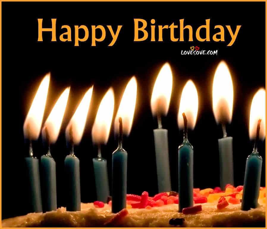 Short Birthday Wishing Msg