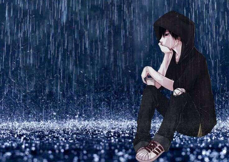 sad-boy-in-rain-anmie-wallpaper-lovesove
