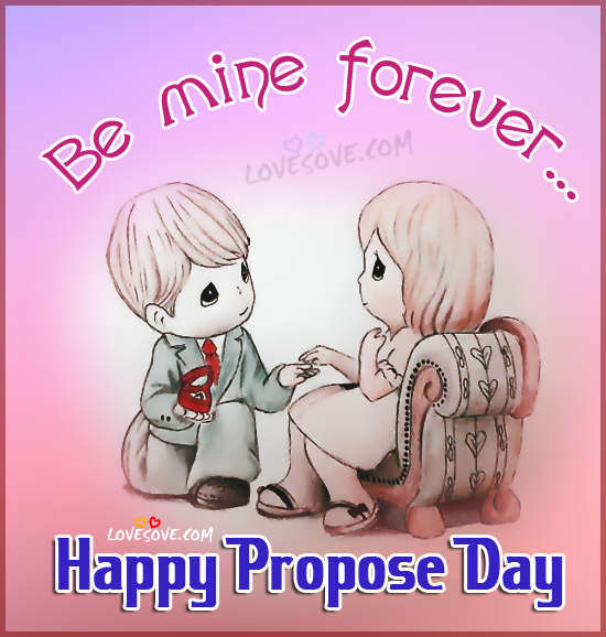 Happy Propose Day Status 2017, Hindi Propose Images With Quotes