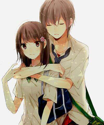 GF AND BF ANIME WALLPAPERS IMAGES COUPLE ANIMATION PHOTOS