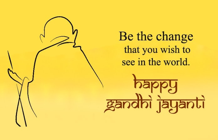 quotes for gandhi jayanti, gandhi jayanti celebration, Happy Gandhi Jayanti Status, Best Gandhi Jayanti Wishes
