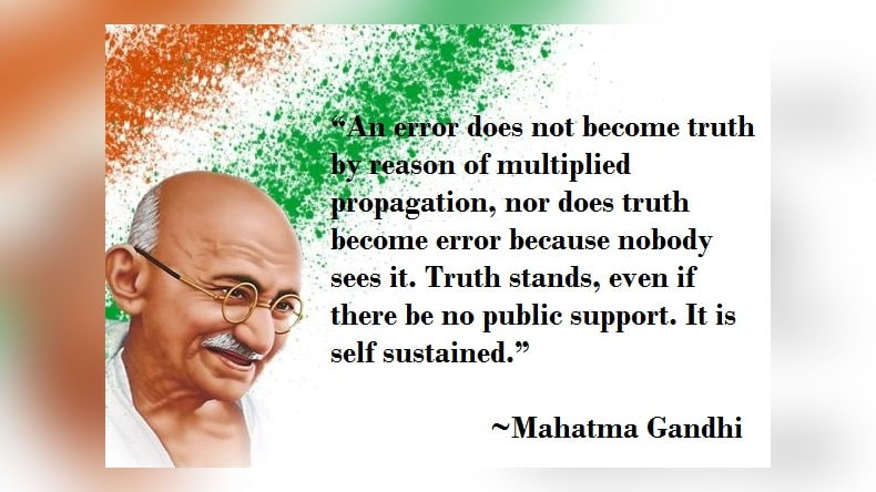 Image result for Gandhi Jayanti 2019 Quotes