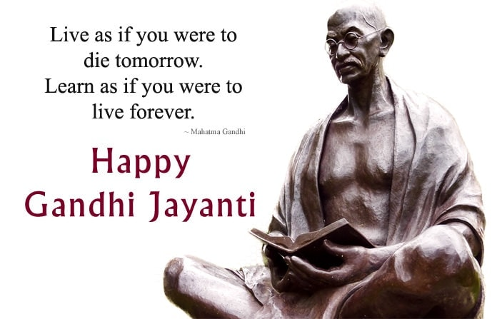Best Gandhi Jayanti Wishes Pictures And Images, gandhi images, gandhi jayanti images with quotes download, gandhi jayanti pick, Images for gandhi jayanti messages