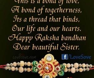 Raksha Bandhan Facebook Status