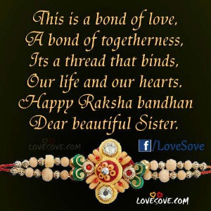 Brother Love Quotes Wallpaper : Best Happy Raksha Bandhan Images, Quotes, Status, Wishes & SMS