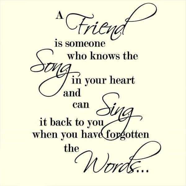 Short Friendship Quotes, Sweet Status Lines For Friends