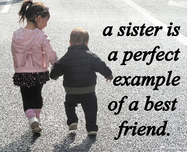 status about sister, status sister, sister one line status, whatsapp status for sister, i love my sister status, Sister love status, sister shayari english