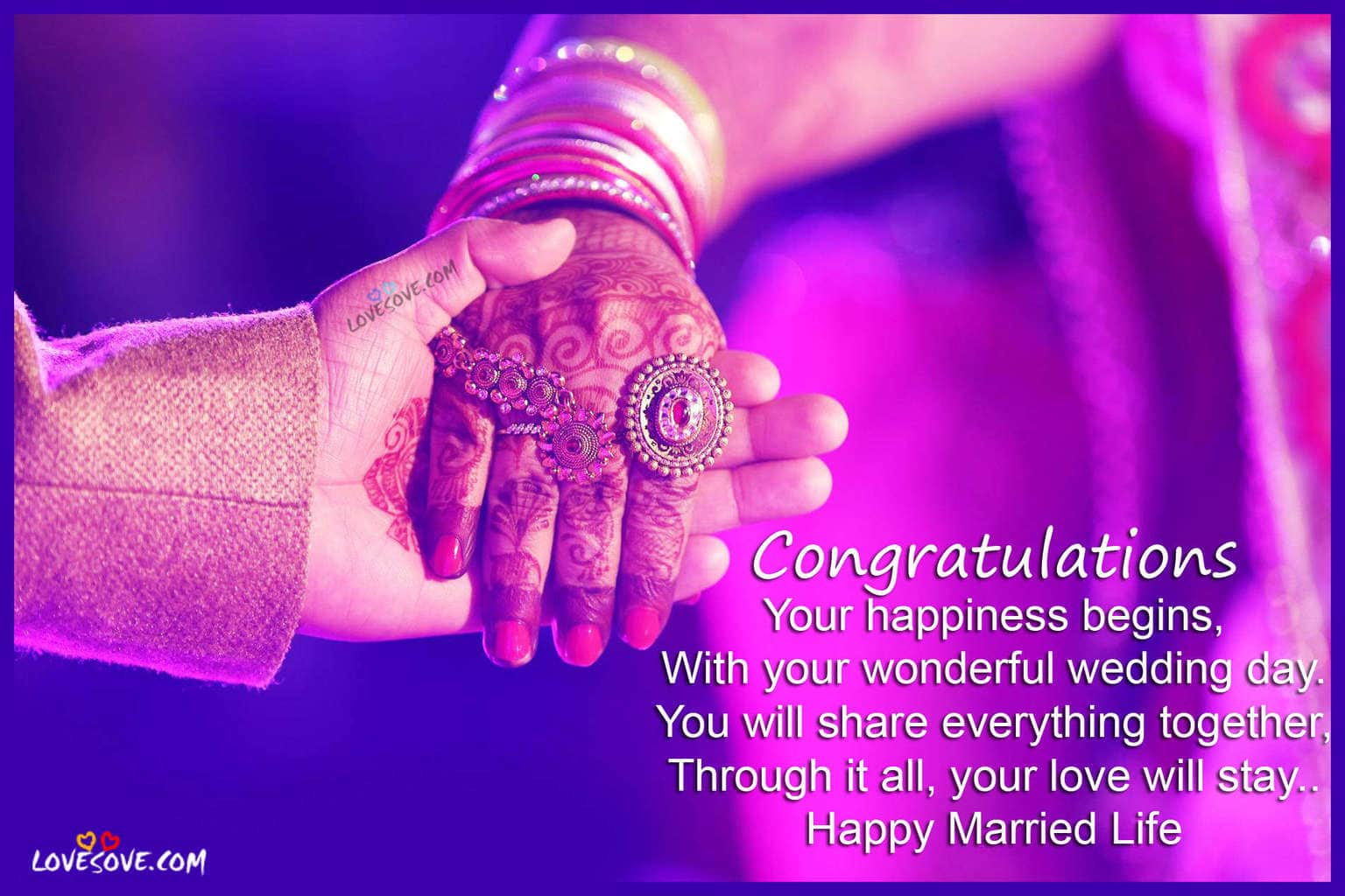 Image Result For Wish You A Very Happy Married Life Wishes