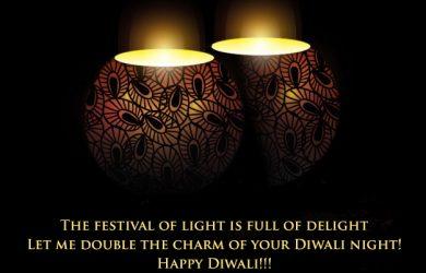 happy diwali love sms for husband