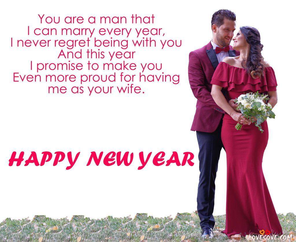 Happy New Year Husband 55