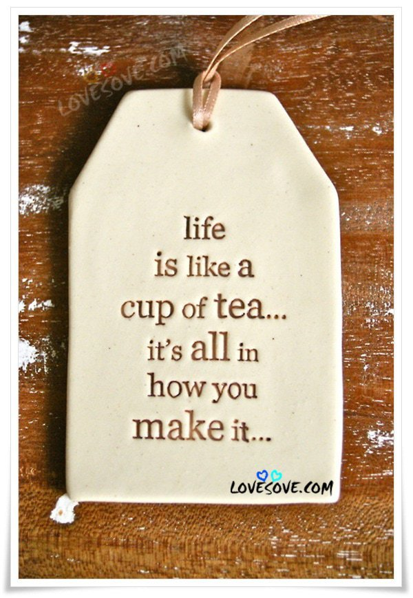 Best English Tea Quotes Images Status For Tea Lover