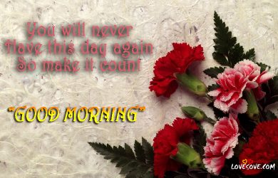 Lovely Good Morning Quotes In Hindi