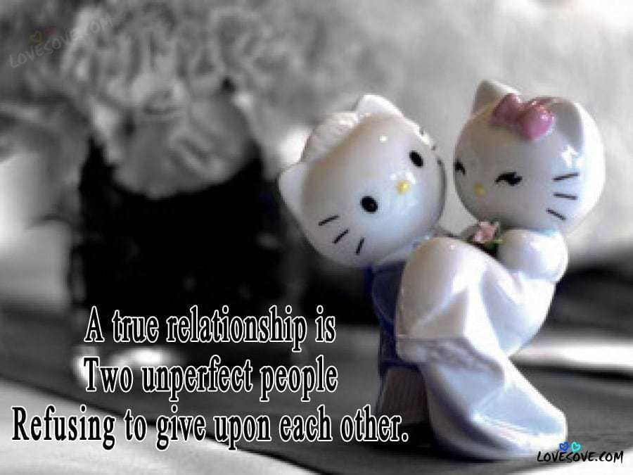 25 Cute Couple Quotes Images & Sayings For Perfect