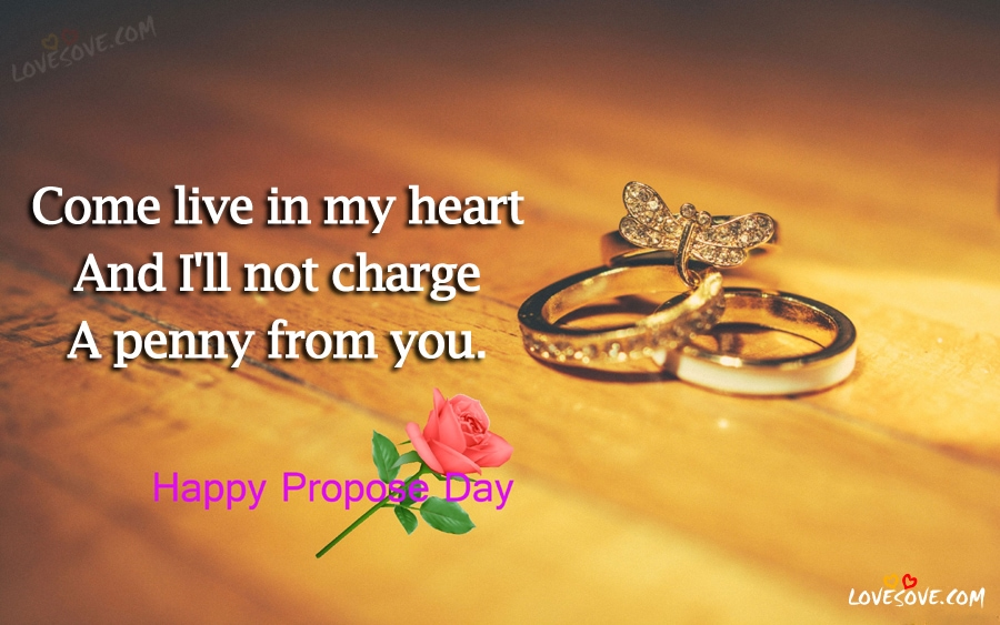 Latest Happy Propose Day Status, Quotes, Images, SMS, Wallpapers 2019, Happy Propose Day Wishes In Hinglish, Happy Propose Day StatusImages For Facebook, Happy Propose Day Images For WhatsApp Status, Happy Propose Day StatusFor Lover, Best Happy Propose Day Status Images, Wallpapers For Love One