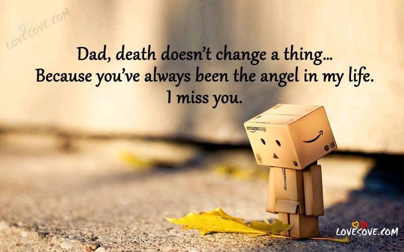 I Miss You Dad Quotes Messages Wallpapers