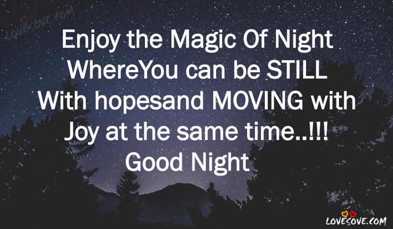 Best 60 English Good Night Status Quotes Wishes Images Fascinating Download Bedtime Quotes