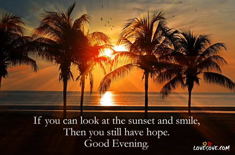 If You Can Look Best Good Evening Quotes Wallpapers