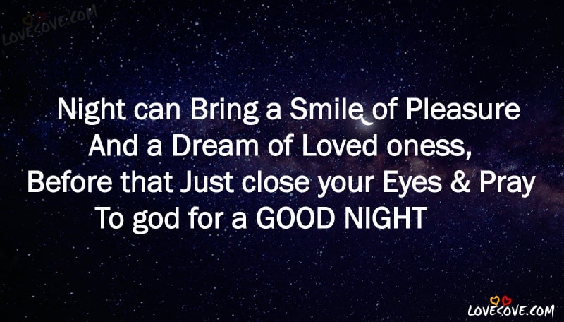 Best 80 English Good Night Status, Quotes, Wishes, Images