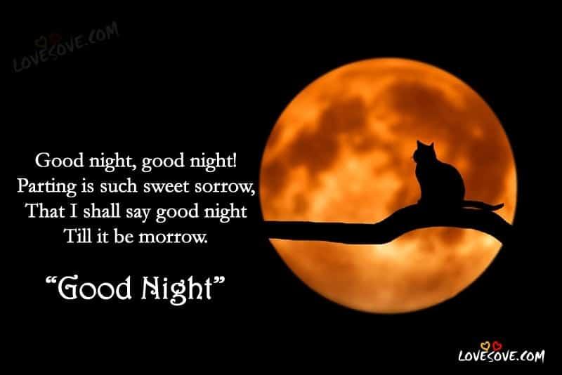 Good Night Good Night Good Night Quotes Images