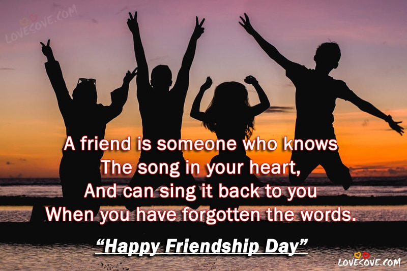 Friendship Day Quotes Gorgeous A Friend Is Someone Top Friendship Quotes For Best Friends