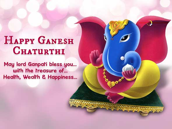 Best 21 Happy Ganesh Chaturthi Wishes, Quotes, Greetings, Images