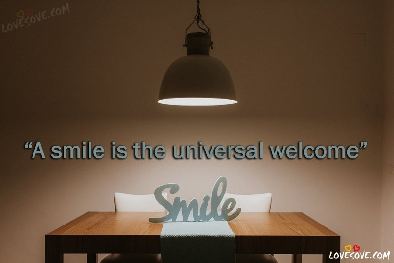 Best English Smile Quotes, Status, Images, Wallpapers, smile quotes images for facebook & whatsapp status, smile quotes for family & friends