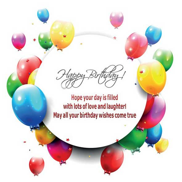 Happy birthday status love, Memorable birthday status wishes