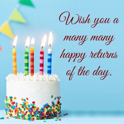 Best English Happy Birthday Wishes Images Happy B Day