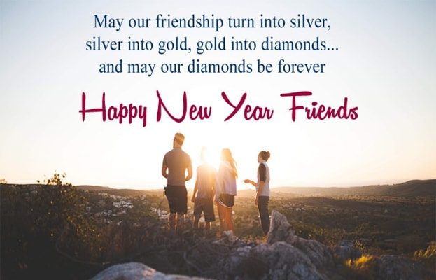 Happy New Year 2021 Wishes Quotes Images In English